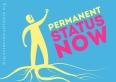 Permanent Status Now - design