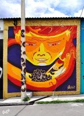 Abuela Frijol | Homenaje a Doña Yolanda | por Queso | Querétaro, México
